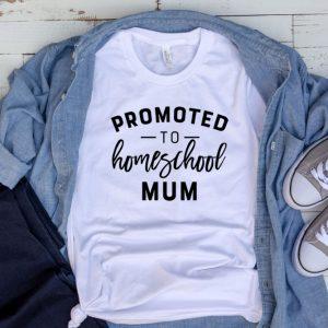 Kaos Promoted To Homeschool Mum by DistroJakarta.com