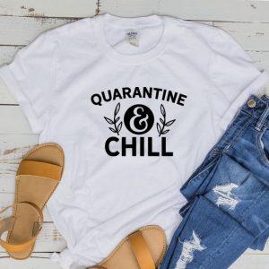 Kaos Quarantine And Chill by DistroJakarta.com