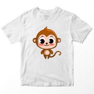 Kaos Baby Bus Alan, Warna Putih Umur 1-10 Tahun by DistroJakarta.com