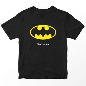 Kaos DC Superhero Batman, Warna Hitam Umur 1-10 Tahun by DistroJakarta.com