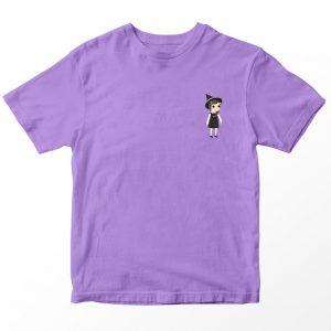 Kaos Summer Camp Island Alice, Warna Lilac Ungu Umur 1-10 Tahun by DistroJakarta.com
