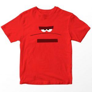 Kaos Storybots Boop, Warna Merah Umur 1-10 Tahun by DistroJakarta.com