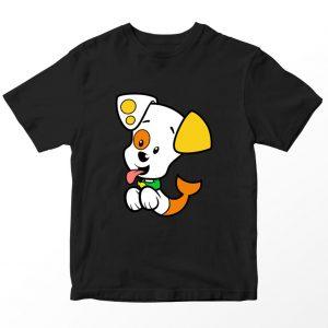 Kaos Bubble Guppies Bubble Puppy Kartun, Hijau Umur 1-10 Tahun by DistroJakarta.com