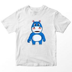 Kaos Baby Bus Hank, Warna Putih Umur 1-10 Tahun by DistroJakarta.com