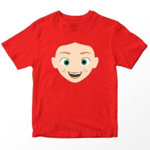 Kaos Toy Story Jessie, Warna Merah Umur 1-10 Tahun by DistroJakarta.com