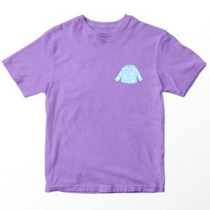 Kaos Summer Camp Island Landak Pocket, Warna Fushia Pink Umur 1-10 Tahun by DistroJakarta.com
