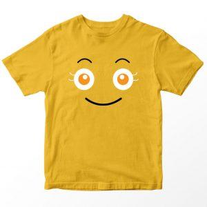Kaos Gumball Penny Fitzgerald Fairy, Kuning Mustard 1-10 Tahun by DistroJakarta.com